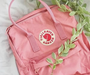 aesthetic, pink, and bag image
