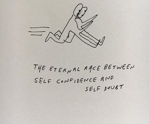 confidence and doubt image
