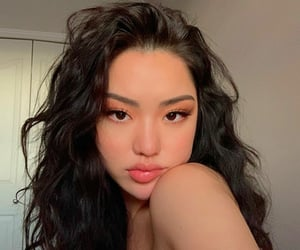 beauty, pretty, and asian image