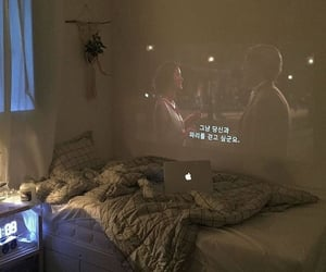 night, room, and vibe image