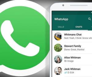 smartphones, whatsapp, and whatsapptops2billionusers image