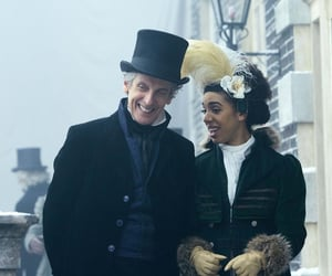 doctor who, cute, and bill potts image
