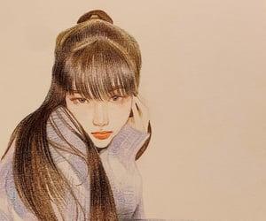 fan art, joy, and kpop image