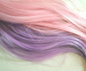 color, color hair, and fashion image