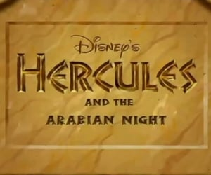 90s, hercules, and crossover image