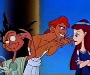 90s, hercules, and animation image