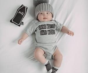 baby, sweet, and maternidade image