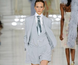 2012, blue, and haute couture image