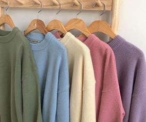 aesthetic, fashion, and sweaters image
