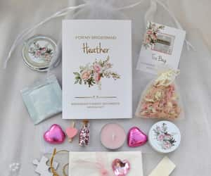 etsy, scented candle, and real flower confetti image