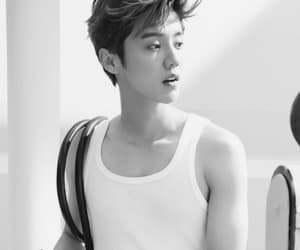 b&w, exo m, and black and white image