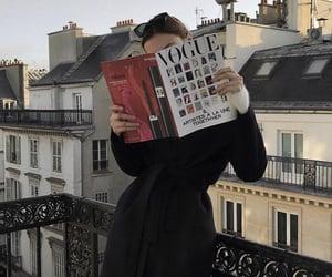 paris, vogue, and city image
