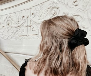 blonde, girls, and hair style image
