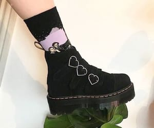 aesthetic, shoes, and boots image