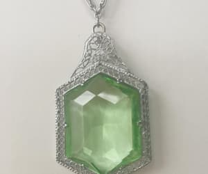 etsy, vintage necklace, and art deco jewelry image