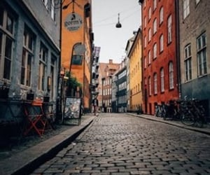 architecture, city, and copenhagen image