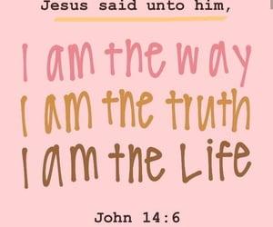 jesus, bible, and faith image