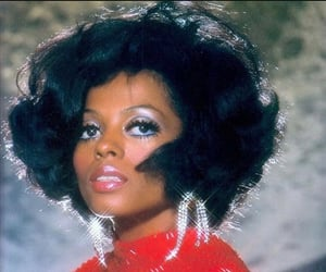 60s, beauty, and Diana Ross image
