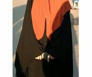 beauty, muslim, and modest fashion image