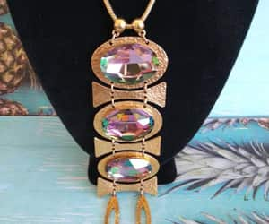 etsy, hollywood regency, and watermelon jewelry image