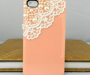 case, iphone, and lace image