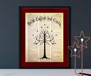 book art, lord of the rings, and tolkien image