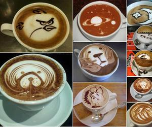 art and coffe image