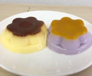 caramel, dessert, and food image