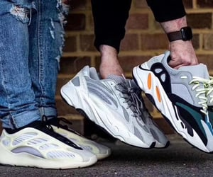 kanye west, yeezy, and wave runner image