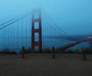 aesthetic, northern california, and bay area image