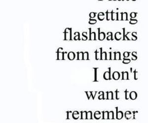 flashback, quotes, and hate image