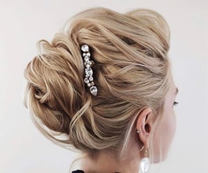 accessories, beauty, and clips image