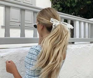 hair, chanel, and girl image