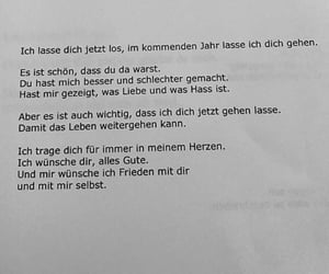 liebe, trennung, and ende image