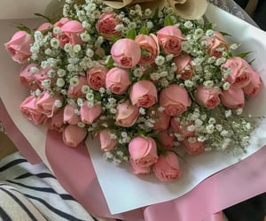 flowers, roses, and aesthetic image