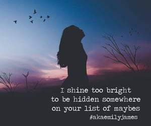 be, bright, and hidden image