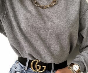 gucci and outfit image