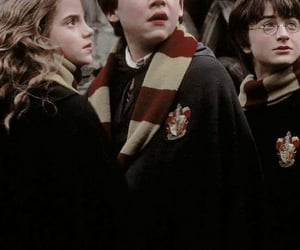 hermione, harry, and ron image