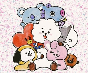 cookie, shooky, and rj image