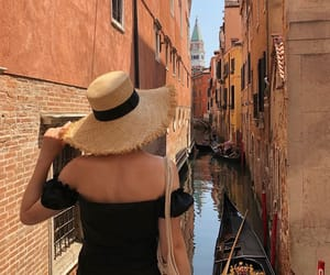 girl, italy, and model image