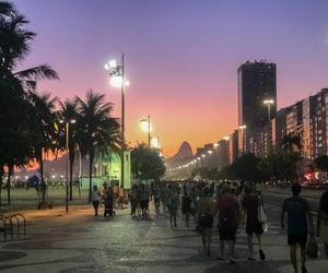 beach, holiday, and rio de janeiro image