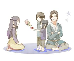 naruto, sasuke uchiha, and itachi uchiha image
