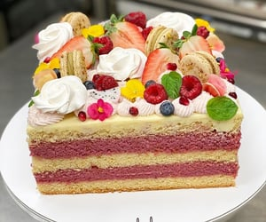 bakery, cake, and cakes image