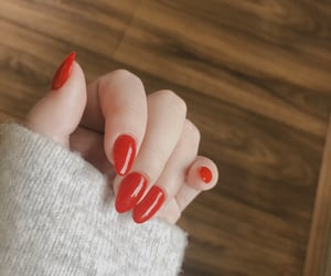 aesthetic, character, and nails image