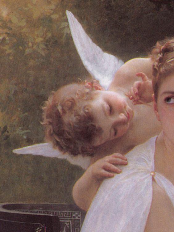 angel, theology, and angelic image