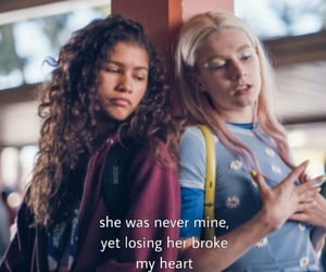 euphoria, hbo, and Jules image