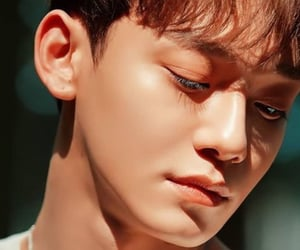 Chen, we are one, and exo image