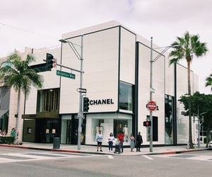 chanel, clothes, and losangeles image