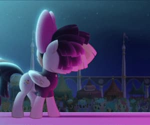 gif, mlp the movie, and my little pony image