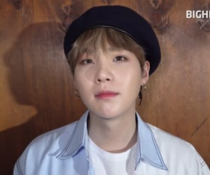 soft, low quality, and min yoongi image